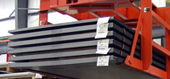 precision steel blanks for Missouri fabricators