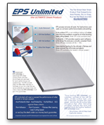 EPS Unlimited - a special sheet product of EPS